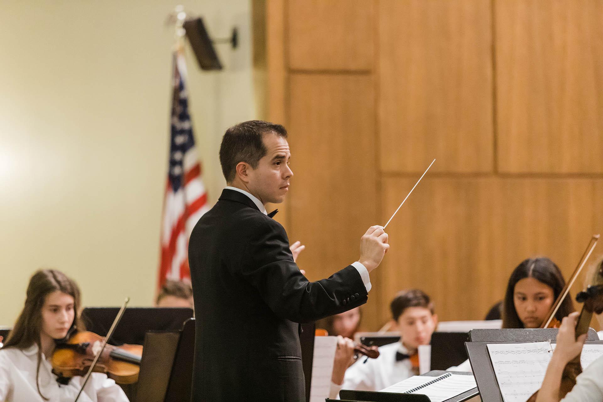 Orchestra photos Dallas