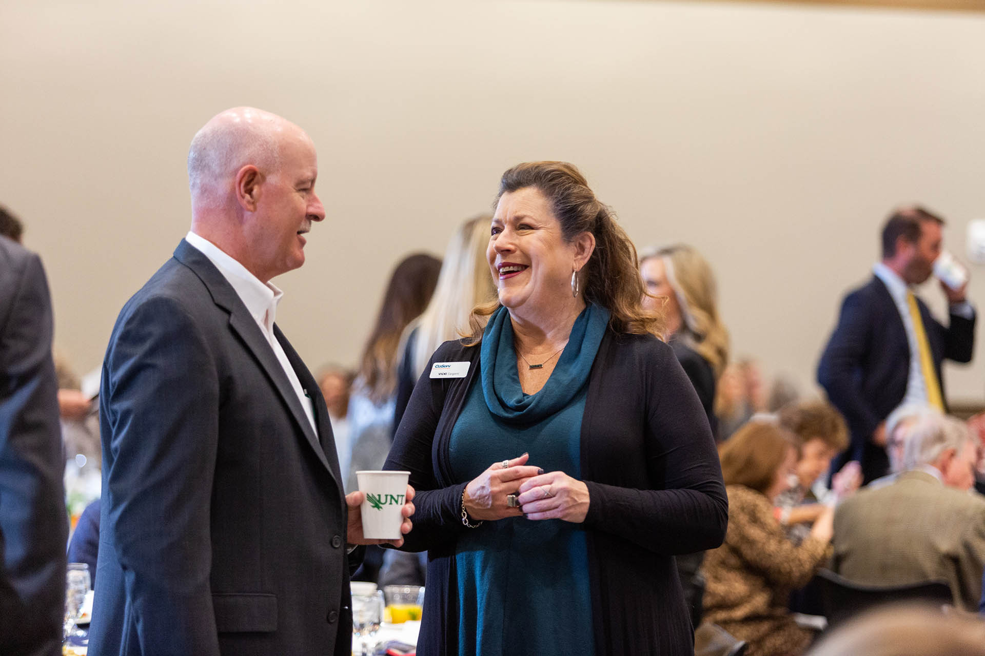 Professional business event photography